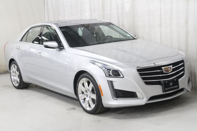 Pre-Owned 2016 Cadillac CTS 2.0L Turbo Luxury