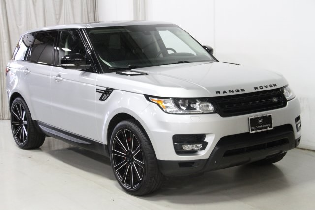 Pre-Owned 2014 Land Rover Range Rover Sport 5.0L V8 Supercharged Autobiography