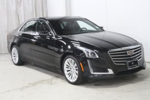 Pre-Owned 2017 Cadillac CTS 3.6L Premium