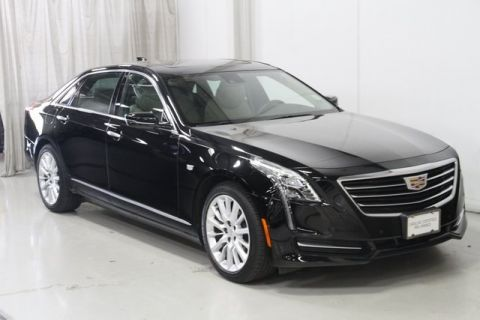 Pre-Owned 2017 Cadillac CT6 3.6L