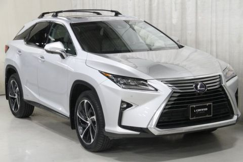Pre-Owned 2017 Lexus RX 450h