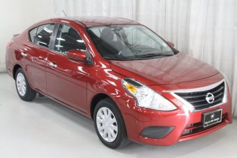 Pre-Owned 2018 Nissan Versa 1.6 SV