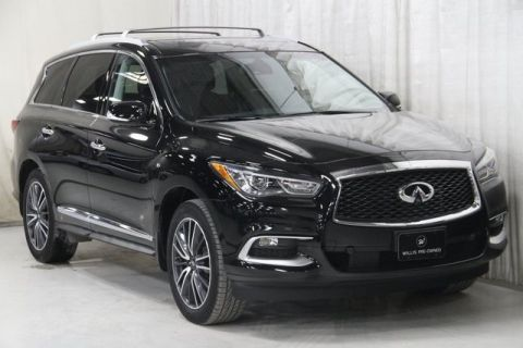 Pre-Owned 2016 INFINITI QX60 Navigation & Sunroof