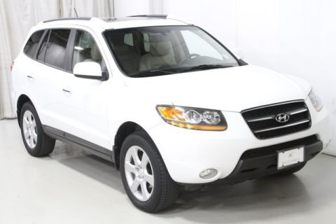 Pre-Owned 2008 Hyundai Santa Fe Limited