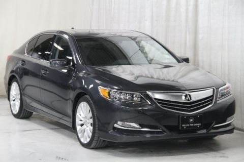 Pre-Owned 2014 Acura RLX Base