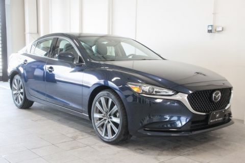 Pre-Owned 2019 Mazda6 Touring