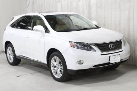Pre-Owned 2012 Lexus RX 450h